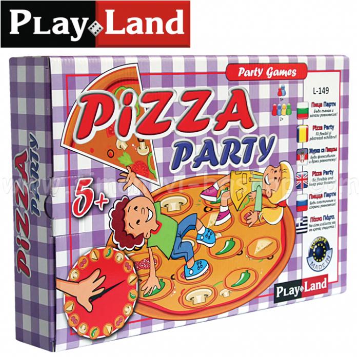 Пица Парти туистър игра