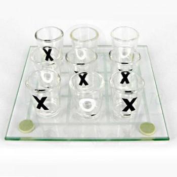 Mорски шах с чашки шотове малък